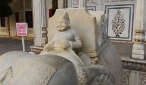 Välmående maharaja månne?