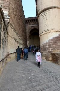Stora porten, en av sju