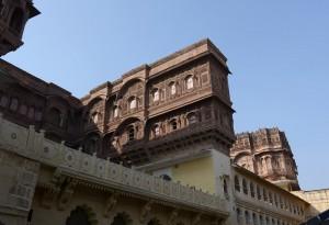 Palatset ovanpå