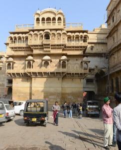 Maharajans palats