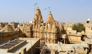 och en bild till på Jaintemplet
