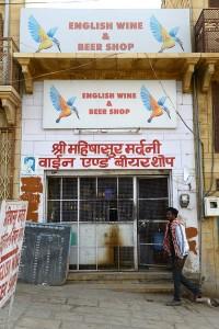 Vinaffär som säljer allt utom vin