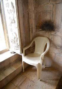 Museivaktens stol