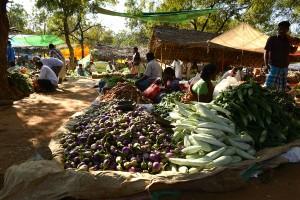 Äggplanta och andra grönsaker