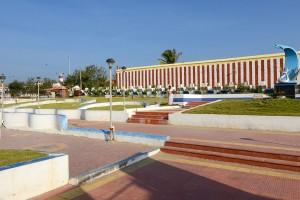 Minnespark för tsunamins offer