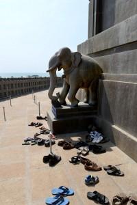 Turisters skor