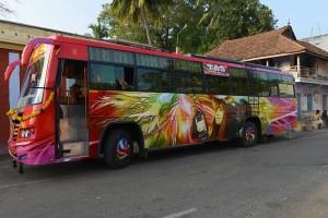 Pilgrimernas buss