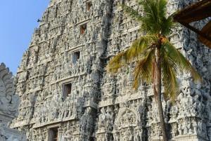 Templet, ett av södra Indien finaste