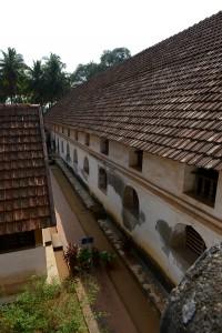 En del av palatset